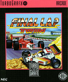 Final Lap Twin (NEC TurboGrafx-16)